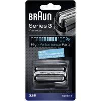 Аксессуар для бритв BRAUN Сіточка і РіжучБлок Series 3 32B