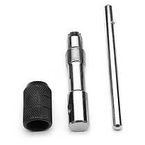 T Ручка Tap Handle Tap Гаечный ключ Ручная насадка Инструмент M3-M6 M5-M8 M6-M12, фото 3