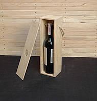 Заготовка для декупажа. Пенал винный 36х10х10(см)