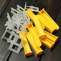 50шт плитки выравнивание строительные инструменты для пол/стена клинья или ремни