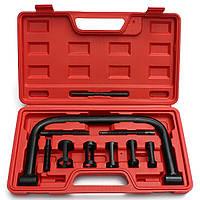 Универсальные хомуты 10шт клапан весной компрессор ремонт набор инструментов