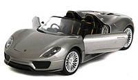 Машинка р/у 1:24 Meizhi лиценз. Porsche 918 металлическая (два цвета)