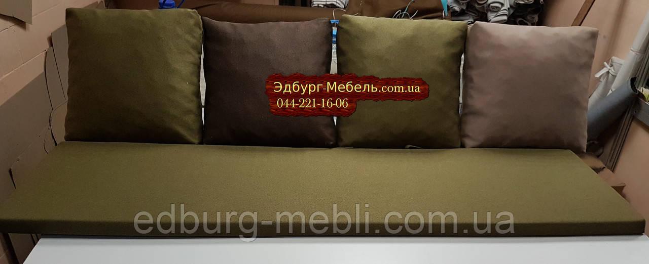 Матрас и подушки для поддонов, каркасов 2000х600мм