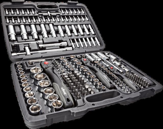 Универсальный набор головок и бит, Vigor, V2461