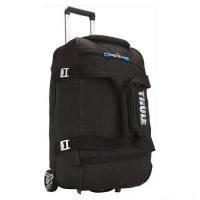 Дорожные сумки и рюкзаки THULE Crossover 56L Rolling Duffel - Black