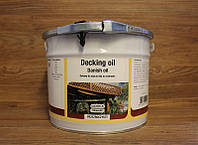 Масло палубное, Decking oil, НАСТОЯЩЕЕ, прозрачное, 2.5 litre, Borma Wachs