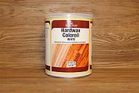 Паркетное масло с повышенной твердостью, Hartwachs Coloroil, белое (50), 1 litre, Borma Wachs