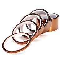 Высокотемпературные термостойкие ленты с полиимидной пленкой Жаропрочные ленты 5 размер