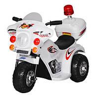 Мотоцикл детский на аккумуляторе M 3576-1. Гарантия качества. Быстрая доставка.