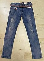 Джинсы для девочек оптом Seagull 134-164 см, №.CSQ-89782