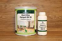 Масло с эффектом воска, Hardwax Parquet Oil 2K, 1 litre, Borma Wachs