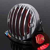 Хром задний тормоз хвост свет лампы для Харли спортстер поплавок измельчитель