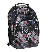Молодежный рюкзак для учебы и города Dolly 328