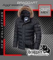 Мужская короткая зимняя куртка