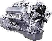 Двигатель ЯМЗ 236, 238 МАЗ КрАЗ