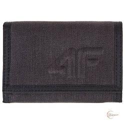 Гаманець 4F чорний (H4L17-PRT001-60)