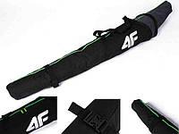 Лижна сумка 4F чорна розмір 160