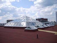 Стеклянный купол