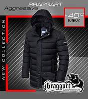 Тёплая куртка мужская с мехом
