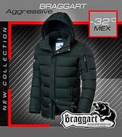 Куртка брендовая короткая с мехом