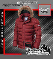 Зимняя куртка Braggart с мехом, фото 1