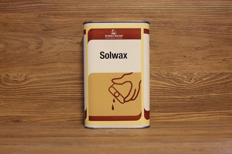 Розріджувач для воску, Solwax, 1 літр, Borma Wachs