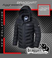 Зимняя мужская куртка на молнии, фото 1