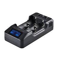 Зарядное устройство xtar vp2 за С LED дисплей для 18650 16340 литий-ионный аккумулятор