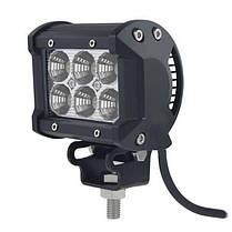 4 дюйма 18w LED рабочий свет бар лампа для автомобиля грузовик внедорожного, фото 2