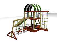 Проект игровой площадки для детей
