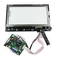 10.1-дюймовый 1280 х 800 IPS экран цифровой+привода доска для пи малины
