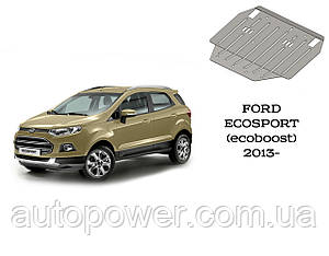 Защита FОRD Ecosport/EcoBoost МКПП 2013-