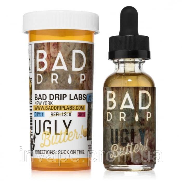 BAD DRIP - Ugly Butter (Клон премиум жидкости)