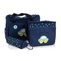Мумия автомобиль шаблон по уходу за ребенком пеленки сумки хранения сумки