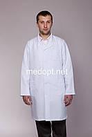 Медицинский халат мужской(габардин) 1118