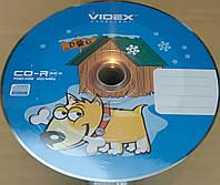 CD-R Videx 80 52x ( 50 шт ) детские