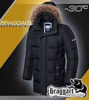 Водонепроницаемая мужская зимняя куртка