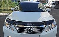 Мухобойка на капот Toyota Camry Ru c 2011+