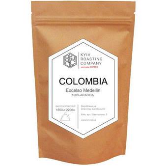 "Кофе натуральный свежей обжарки ""COLOMBIA Excelso Medellin""  Kyiv Roasting Company"