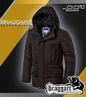 Тёплая мужская куртка на зиму