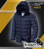 Мужская модная куртка с мехом