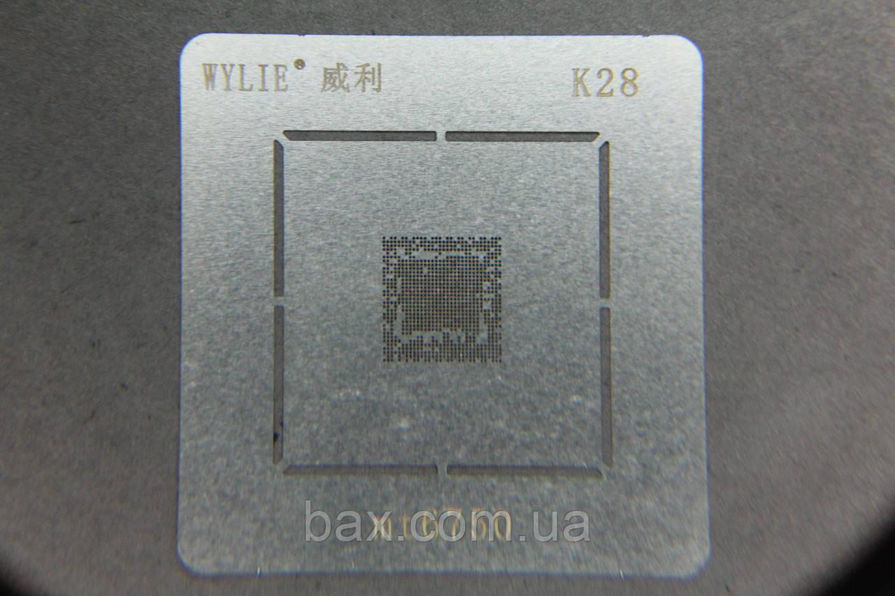 BGA трафарет MT6750V