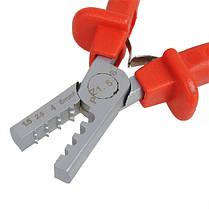 Derui ПЗ 1.5-6мм небольшие строки клавишей плоскогубцы обжимной зажим инструмента форма, фото 2