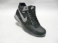 Зимние мужские кожаные кроссовки Nike Gepard