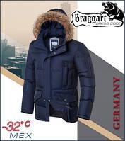 Теплая стильная мужская куртка