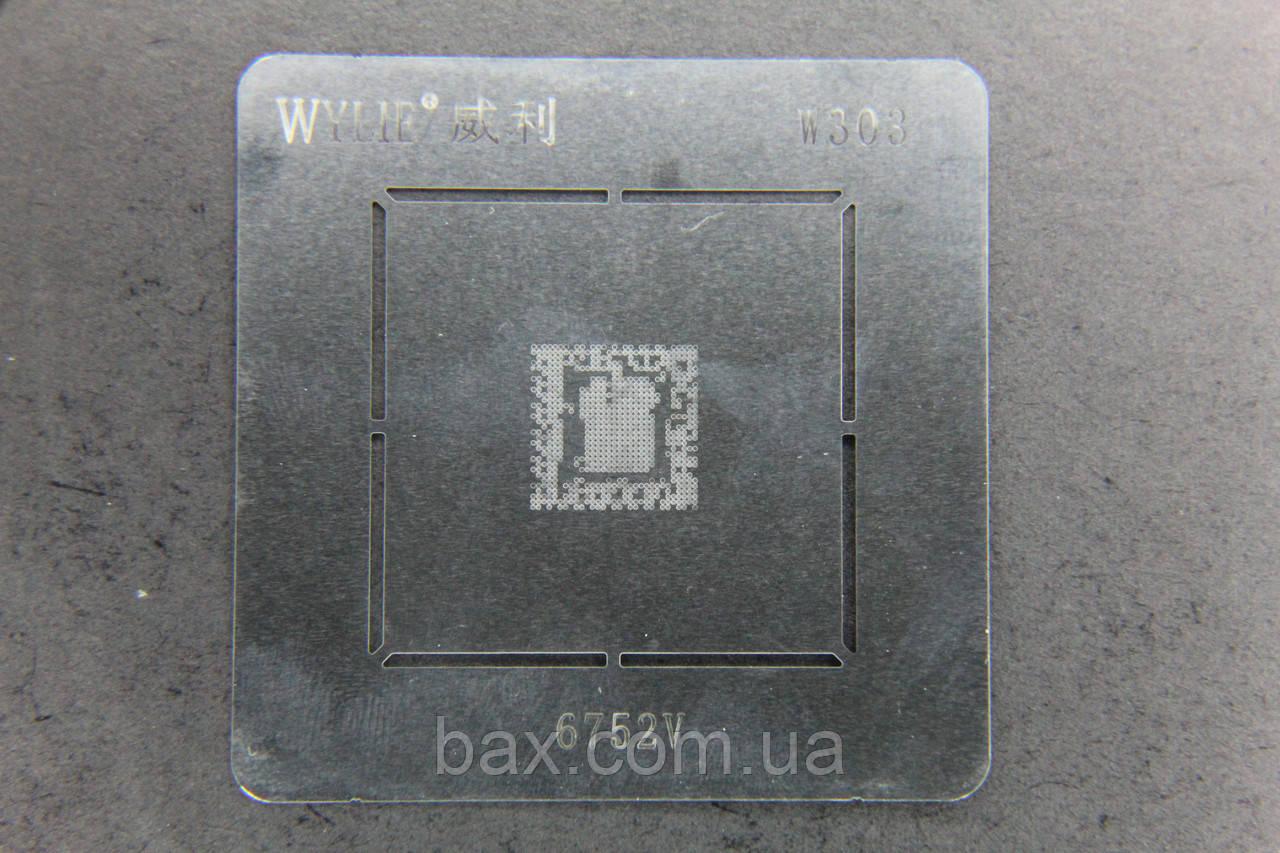 BGA трафарет MT6752V