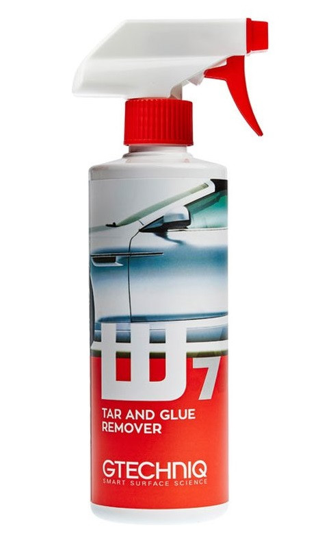 Gtechniq W7 Tar and Glue Remover антибитум и антисмола
