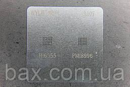 BGA трафарет PMi8996/Hi6555