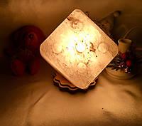 """Соляная лампа """"Кубик маленький"""", фото 1"""
