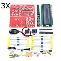3шт Оригинальный Hiland DIY Многофункциональный Транзистор тестер Kit для LCR ESR PWM генератор M328